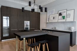 مطبخ تنفيذ Kitchen Architecture