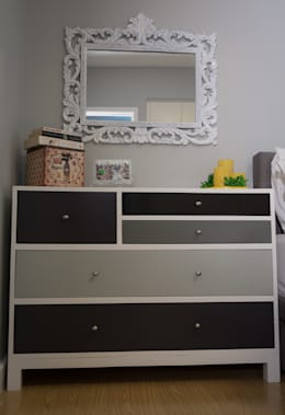 The Grove by Rockwell: modern Bedroom by TG Designing Corner