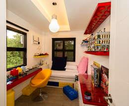 Tagaytay Southridge Estates: modern Nursery/kid's room by TG Designing Corner