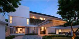 LEBAK BULUS:  Rumah by sony architect studio