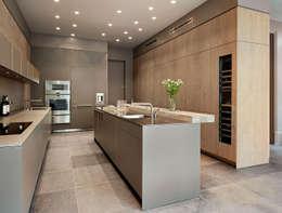 廚房 by Kitchen Architecture