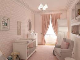 غرف الرضع تنفيذ The Spacealist - Arquitectura e Interiores