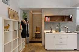 Coners in RTBU studio:  廚房 by Co*Good Design Co. Ltd.