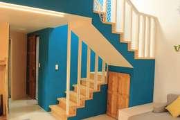 Escaleras de estilo  por 쉬폰