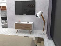 modern Bedroom by A-kotar