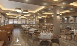 Phòng ăn by ARQ. ERICK OCHOA