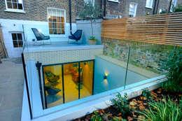 Gibson Sqaure :  Doors by IQ Glass UK