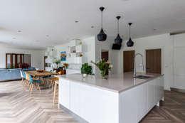Projekty,  Kuchnia zaprojektowane przez Model Projects Ltd