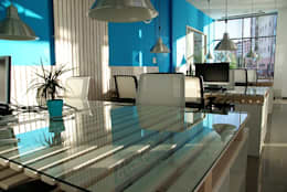 Projects in Bangalore, Hyderabad and Pune:  Office buildings by Bro4u Online Services Pvt Ltd