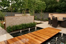 modern Garden by Hannah Collins Garden Design