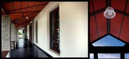 Veranda:  Corridor & hallway by Myriadhues