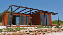 木屋 by Discovercasa | Casas de Madeira & Modulares