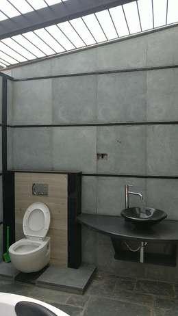 SPA: modern Spa by Geometrixs Architects & Engineers