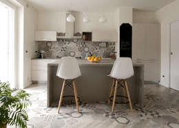 Lastra Paraschizzi Cucina. Affordable Idee Di Colore Paraschizzi Per ...