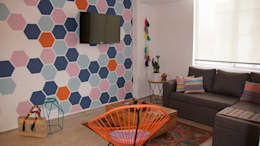Espacio Franko & Co.: Salas de estilo moderno por Franko & Co.