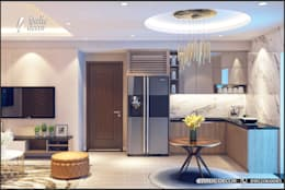 CHUNG CƯ Z133:  Nhà bếp by ITALIC DECOR