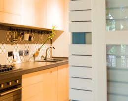 Angolo cottura: Cucina in stile in stile Moderno di VITAE DESIGN STUDIO