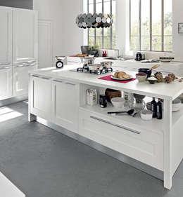 Cozinha Modelo Gallery: Cozinha  por area design interiores