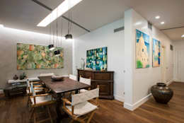غرفة السفرة تنفيذ studioQ