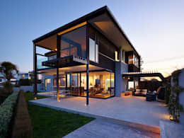 Maisons préfabriquées de style  par Prefabricadas 10