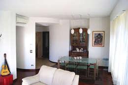 غرفة السفرة تنفيذ Marco Baldacci Architetto