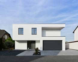 Projekty,  Dom jednorodzinny zaprojektowane przez Philip Kistner Fotografie
