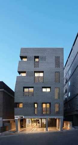 목동 동심원: 소수건축사사무소의  주택