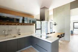 廚房 by 소수건축사사무소