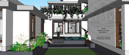Bhathal Residence:  Bungalows by The Vrindavan Project