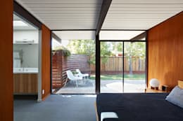 Рабочие кабинеты в . Автор – Klopf Architecture