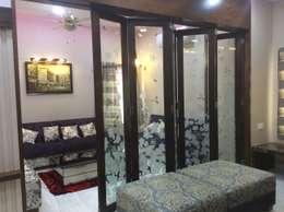 Interiorozal- Home Design   Renovation of Home&Office   Office Design:  Glass doors by InteriorOzal