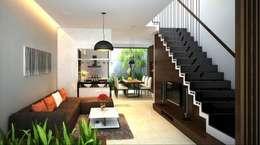 Лестницы в . Автор – Công ty TNHH Xây Dựng TM DV Song Phát