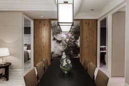 《聚‧日常》:  餐廳 by 辰林設計