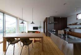 川西GREEN HOUSE: ラブデザインホームズ/LOVE DESIGN HOMESが手掛けたリビングです。