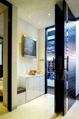 All Our Interior Works:  Corridor & hallway by Bro4u Pvt Ltd