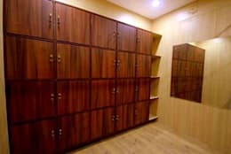 All Our Interior Works: classic Media room by Bro4u Pvt Ltd