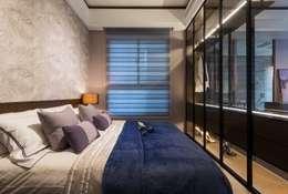辰林設計의  침실