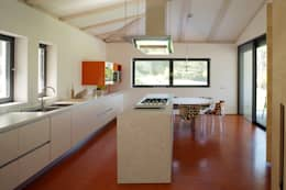 廚房 by Studio Marastoni