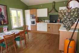 مطبخ تنفيذ BCCA²