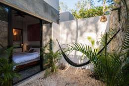 庭院 by CO-TA ARQUITECTURA