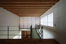 インエイ: 株式会社 ATELIER O2が手掛けた階段です。