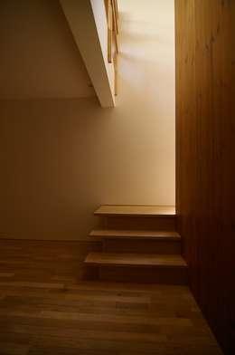 CIRCLE: 株式会社 ATELIER O2が手掛けた階段です。