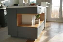Unit dapur by La C.S.T