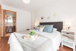 Dormitorio: Dormitorios de estilo moderno de Redecoram Home Staging