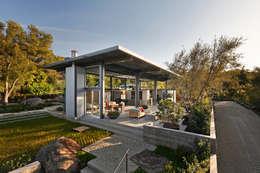 Projekty,  Podwórko zaprojektowane przez Paul Marie Creation