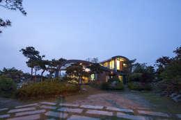 Casas de estilo rural por D.P.J & Partners