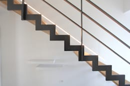 Лестницы в . Автор – STRICK  Architekten + Ingenieure