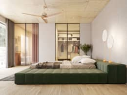 Memory Home: Спальни в . Автор – Need Design