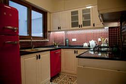 Baki & Başaran İç Mimarlık – Bozşahin Evi // Projelendirme + Uygulama: rustik tarz tarz Mutfak
