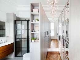 moderne Badezimmer von Brosh Architects